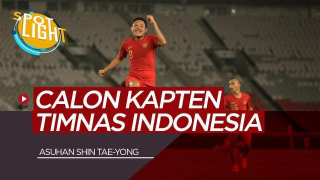 Berita Video Evan Dimas dan 3 Kandidat Kuat Kapten Timnas Indonesia Asuhan Shin Tae-Yong