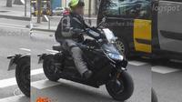 Skuter listrik BMW CE 04 mulai diuji coba di jalan raya