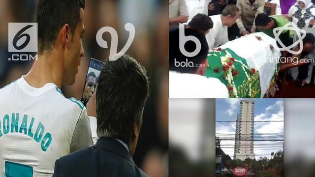Ini dia tiga berita video viral dari liputan6.com, bola.com dan bintang.com yang ramaikan media sosial pekan ini