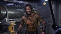 Jason Momoa dalam Aquaman. (Warner Bros. Pictures/DC Entertainment)