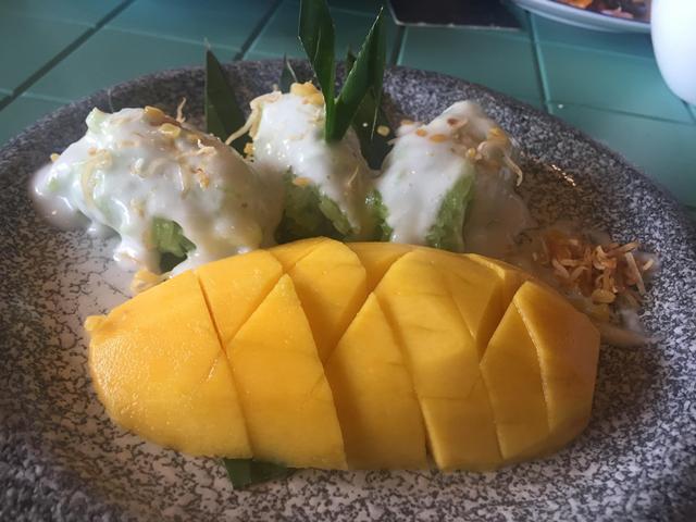 Mango Sticky Rice./Copyright Vemale/Anisha