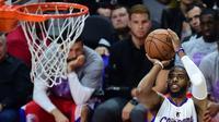 Pebasket Los Angeles Clippers, Chris Paul. (AFP PHOTO / FREDERIC J. BROWN )