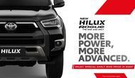 Toyota Hilux terbaru segera mengaspal di Malaysia. (Toyota)