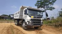 Berapa Harga Truk Volvo dengan VDS? (Arief A/Liputan6.com)