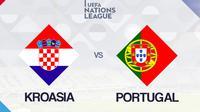 UEFA Nations League: Kroasia vs Portugal. (Bola.com/Dody Iryawan)