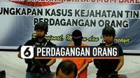 Direktorat Tindak Pidana Umum Bareskrim Polri menangkap pelaku perdagangan orang dengan modus istri pesanan warga negara China.