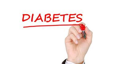 Ilustrasi penyakit diabetes