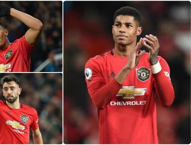 5 Bintang Manchester United dengan Performa Impresif Musim Ini
