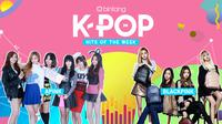 Simak selengkapnya Bintang K-Pop Hits of the Week seperti berikut ini. (Foto: deviantart, Desain: Nurman Abdul Hakim/Bintang.com)