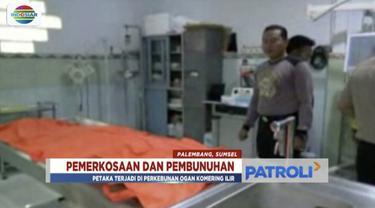 Seorang pendeta cantik jadi korban pemerkosaan dan pembunuhan saat hendak menuju pasar di Ogan Komering Ilir, Sumatera Selatan.