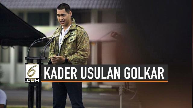 Kader Milenial Usulan Golkar untuk Menteri Kabinet Jokowi