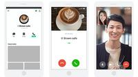Fitur Line OA Call (Foto: Line)