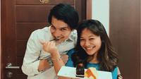 Amel Carla dan Endy Arfian (Sumber: Instagram/amelcarla/endyarfian22)