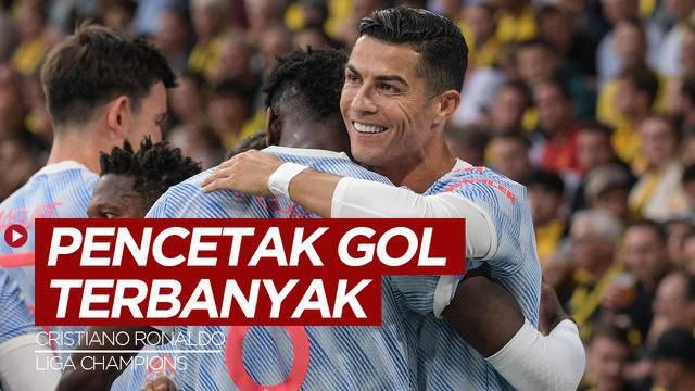Berita Video, 10 Pencetak Gol Terbanyak di Liga Champions Sepanjang Masa, Cristiano Ronaldo Sulit Ditandingi