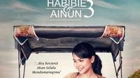 Habibie & Ainun 3 (Foto: Instagram/@maudyayunda)