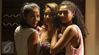 Ini Kisah Tiga Dara menampilkan sosok wanita Indonesia yang sesungguhnya dengan sesuai porsinya. Seperti apa ceritanya?