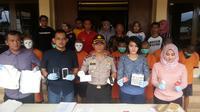 Pengungkapan kasus perbudakan seks di Bali. Foto: (Jayadi Supriadin/Liputan6.com)