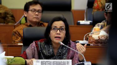 Pemerintah rapat bersama Banggar