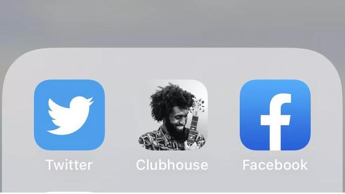 Aplikasi Clubhouse (Foto: CNET)