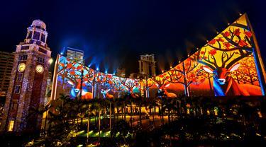 New Year Celebration Hong Kong 1215 2