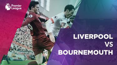 Berita video statistik Liverpool vs Bournemouth pada lanjutan Premier League 2018-2019 pekan ke-26, Sabtu (9/2/2019) di Anfield, Liverpool.