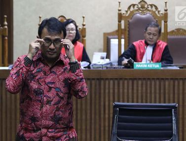 Gatot Pujo Nugroho Bersaksi di Sidang Mantan Anggota DPRD Sumut