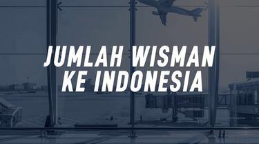 Dikutip dari laman resmi Badan Pusat Statistik (BPS), jumlah kunjungan wisatawan mancanegara atau wisman ke Indonesia Januari 2020 mengalami kenaikan 5,85 persen dibanding jumlah kunjungan pada Januari 2019.