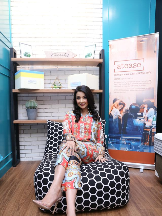 Rahasia Cantik Ala Tsania Marwa - News & Entertainment ...