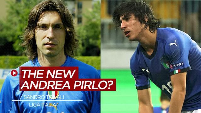 Berita Video Alasan Kuat Mengapa Sandro Tonalli Dibilang Mirip Andrea Pirlo