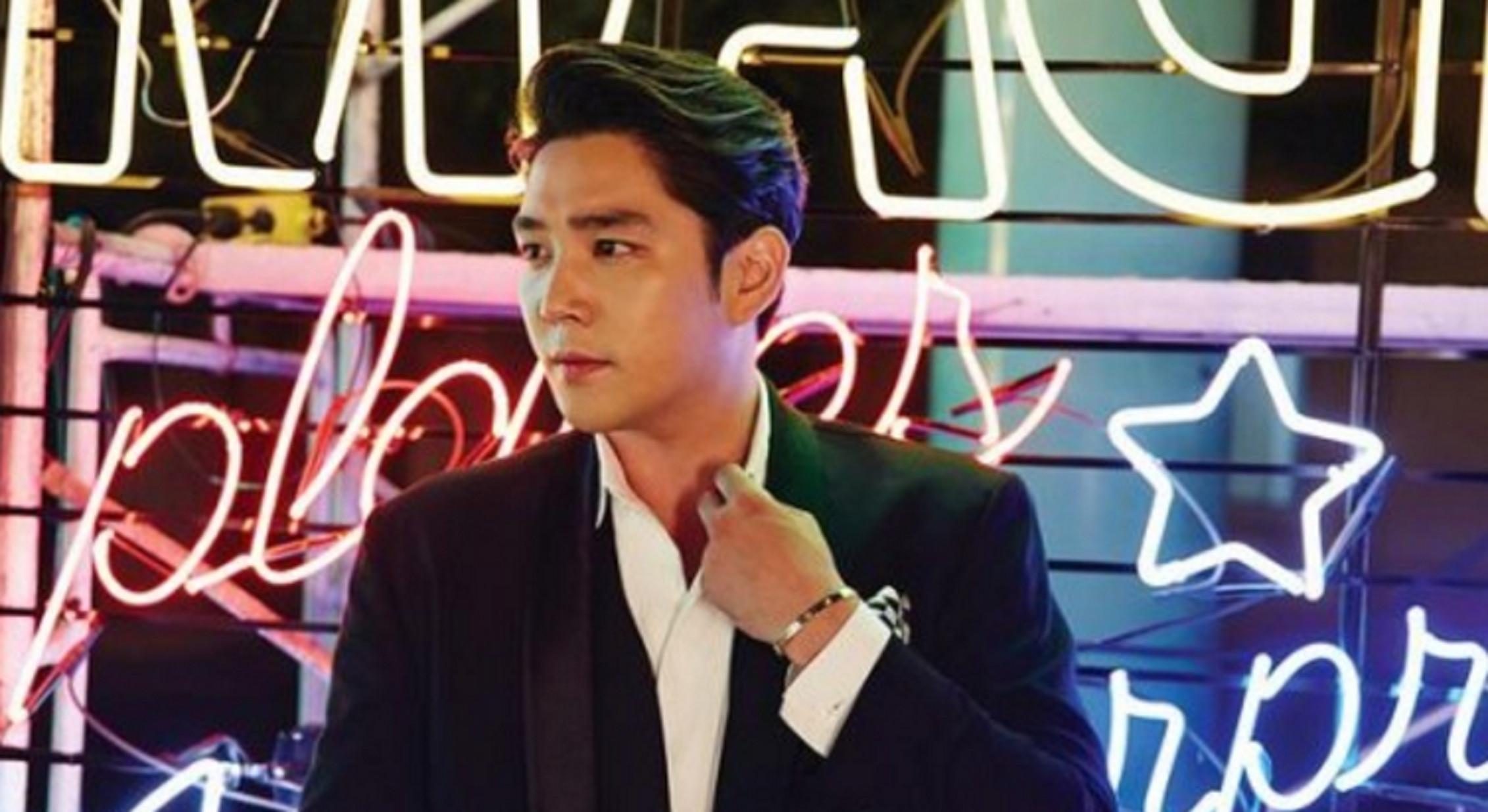 Kangin `Super Junior` (Soompi)
