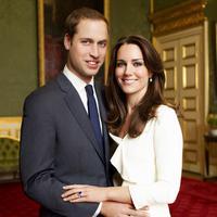 Kate Middleton dan Pangeran William menikah pada tahun 2011