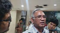 Direktur Utama PT Adhi Karya Tbk, Budi Harto (Foto:Merdeka.com/Wilfridus S)