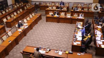 7 Calon Hakim Agung Akan Dibawa ke Rapat Paripurna DPR Hari Ini