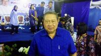 Mantan Presiden Susilo Bambang Yudhoyono (SBY). (Liputan6.com/Yandhi Deslatama)