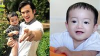 Potret Gemas Baby Kenzie Keponakan Rizky Nazar. (Sumber: Instagram.com/babyken.algibran)