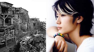 Berita Duka Aktor Jepang Haruma Miura Meninggal Dunia News Entertainment Fimela Com