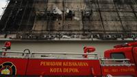 Hingga kini petugas kepolisian masih menyelidiki penyebab kebakaran di Margo City, Depok, Jawa Barat.