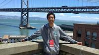 Ezequiel Pereira, pemuda 17 tahun yang berhasil menemukan celah keamanan Google (Sumbe: CNBC)