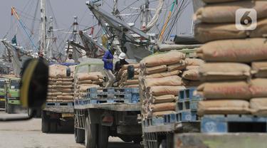 Aktivitas Pelabuhan Sunda Kelapa