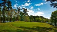 Ilustrasi resor golf. (dok. pexels/Pixabay)