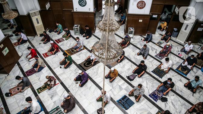 Catat, Ini 12 Protokol Kesehatan di Masa Transisi PSBB DKI Jakarta