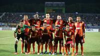 Pusamania Borneo FC berhasil taklukkan Persib Bandung di Piala Jendral Sudirman. (sumber: Dokumentasi PBFC)