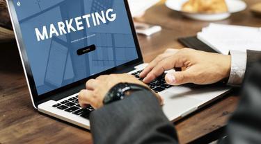 Ilustrasi digital marketing