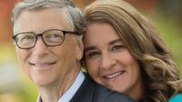 Bill Gates dan Melinda (Sumber: Instagram/melindafrenchgates)