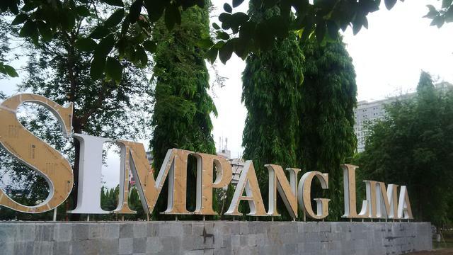 Tahun Baru, Apa yang Anyar di Simpang Lima Semarang?