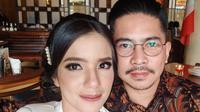 Sheila Marcia dan  Dimas Akira (Instagram/ itssheilamj)