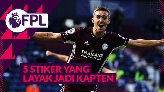 Berita video Jamie Vardy dan 5 striker yang layak jadi kapten di pekan kelima FPL