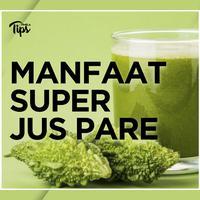 Manfaat Super Jus Pare, Turunkan Berat Badan hingga Atasi Diabetes