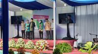 Imam Besar Istiqlal Resmikan Lembaga Survei Nasaruddin Umar Office. (Liputan6.com/Nanda Perdana Putra)