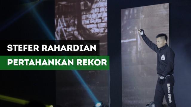 Berita Video Stefer Rahardian Pertahankan Rekor di One Championship